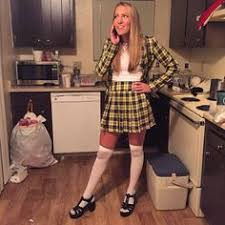 Cher Clueless Halloween Costume Frida Kahlo Clueless Skeletons Halloween Costumes