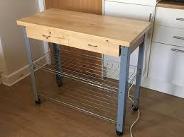 freestanding kitchen centre island trolley in swindon wiltshire