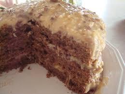 easy german sweet chocolate cake
