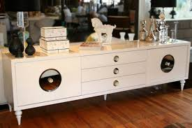 White Lacquer Credenza Modern White Credenza Expose Your Style Nytexas