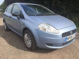 used fiat grande punto cars for sale in london gumtree