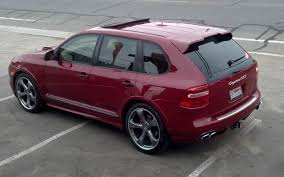 porsche cayenne gts 2008 for sale cool looking porsche cayenne gts with techart parts cars
