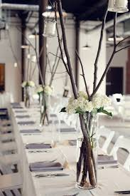 tree branch centerpieces 30 rustic twigs and branches wedding ideas branch wedding
