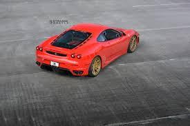 ferrari f430 ferrari f430 gets new wheels from strasse