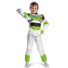 3t Halloween Costumes Buzz Lightyear Toddler Costume Ebay
