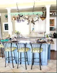 painted kitchen islands my milk paint kitchen island how to paint cabinets refunk my junk