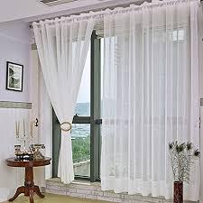 tende casa moderna 2x tende con occhielli 140 x 245 cm kinlo皰 tende tendaggi per