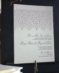 regency wedding invitations 187 best laser cut invitations images on laser cut