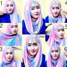 tutorial jilbab segi 4 untuk kebaya tutorial hijab paris segi empat terbaru info kebaya modern