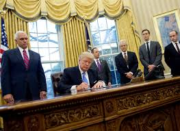 trump saves on cost of redecorating oval office with previous