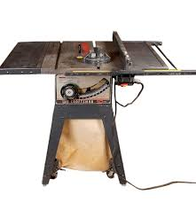 Delta Shopmaster Table Saw Craftsman 10 Inch Table Saw Ebth