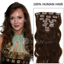 20 inch hair extensions wavy clip in remy hair extensions