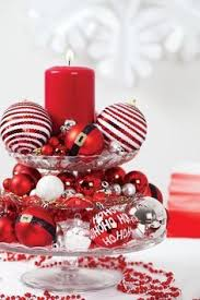 Black And White Christmas Decorations For Tables by 23 Best Black Red Christmas Images On Pinterest Christmas Time