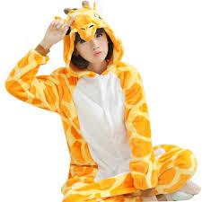 giraffe halloween costumes popular one piece pajama giraffe buy cheap one piece pajama