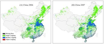 North China Plain Map by Remote Sensing Free Full Text Mapping Crop Cycles In China
