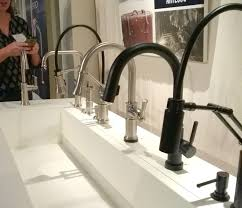 brizo tresa kitchen faucet brizo kitchen faucets kitchen and residential design size