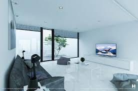 white interior 6 perfectly minimalistic black and white interiors