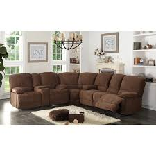sofas magnificent sectional couch with recliner leather