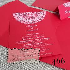 indian wedding invitation designs a6 indian white ink wedding invitation design 466 mycards