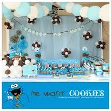 cookie monster centerpiece crafts pinterest monster