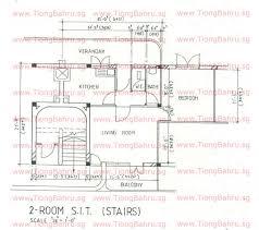 Maisonette Floor Plan Hdb History Photos And Floor Plan Evolution 1930s To 2010s