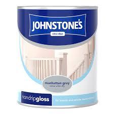 johnstone u0027s non drip gloss paint