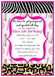 birthday invitations design free birthday invitations design