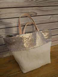 sac cabas en lin l u0027atelier éphémère