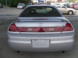 2002 honda accord v6 coupe 2002 honda accord ex v6 coupe back cargeek74 flickr