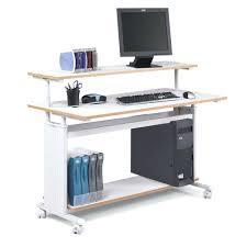 Home Computer Desk Hutch Office Desk Office Max U2013 Netztor Me