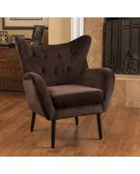 Mid Century Style Home Fall Into Savings On Alyssa Velvet Arm Mid Century Style Chair By