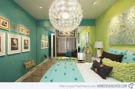 Blue And Green Room Ideas  Killer Blue And Lime Green Bedroom - Green bedroom design ideas