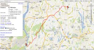 Map My Running Route by Go Farther Sports My Weekend Plan Running 44 Miles On The