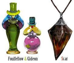 disney villains get their own perfume reactor
