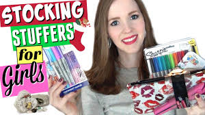 Stocking Stuffers For Her Stocking Stuffers For Girls What U0027s In My 12 Year Old U0027s Stocking