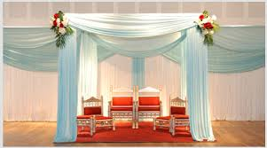 Bengali Mandap Decorations Wedding Mandap Decoration Wedding Decoration Material Wedding Mandap