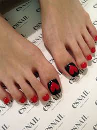 s day toe nail designs ideas 2014 fabulous