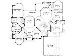 Unusual Floor Plans For Houses Plan 043h 0177 Find Unique House Plans Home Plans And Floor