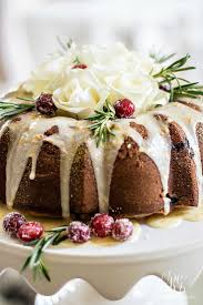 christmas progressive dinner mom u0027s cranberry bundt cake orange