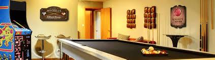 Pool Room Decor Theater Room Decor