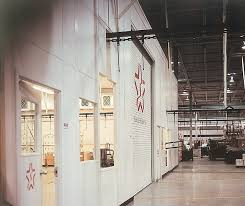 wall partition industrial wall partitions demising walls