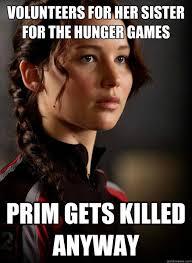 Hunger Games Funny Memes - let the hunger games begin