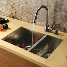 kitchen sink faucet combo stainless steel kitchen sink and faucet combo costco traditional