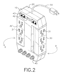 patent us6897379 rotatable extension cord assembly google patents