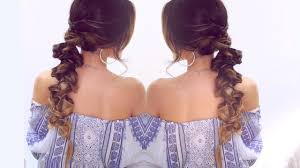 3 cute u0026 easy back to hairstyles makeupwearables hair