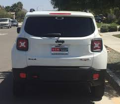 trailhawk jeep 2016 my 2016 jeep renegade trailhawk 4x4 rear view post tint yelp
