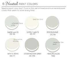 talking about the best neutral paint colors on the blog today the