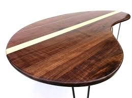 kidney bean shaped table kidney shaped coffee tables kidney bean coffee table kidney shaped