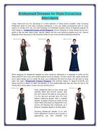 singapore blogshop bridesmaid dress singapore blogshop