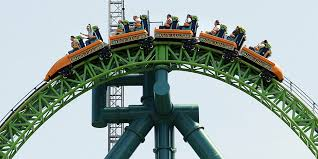 Six Flags New Jeresy The 7 Amusement Park Wonders Of The World Huffpost